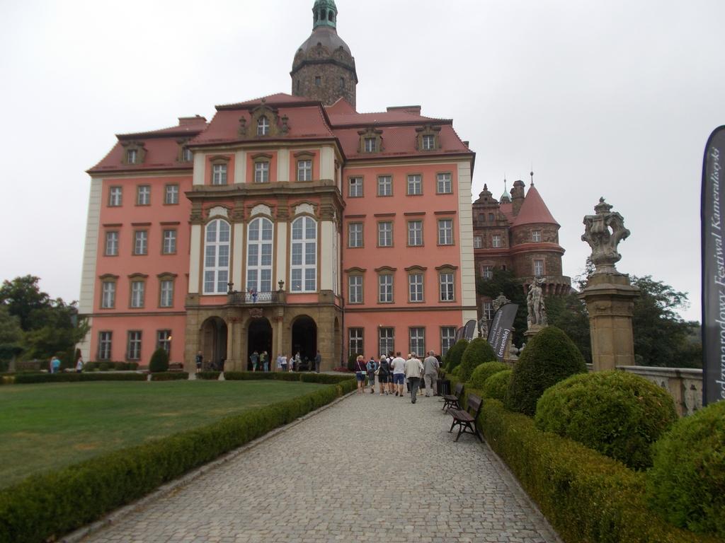 Wałbrzych, Zamek Książ - 29-30.08.2015
