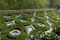 Ogród pod Zamkiem Książ
