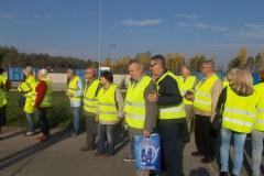 Wizyta w MZK Młynek Sobuczyna - 5.10.2015