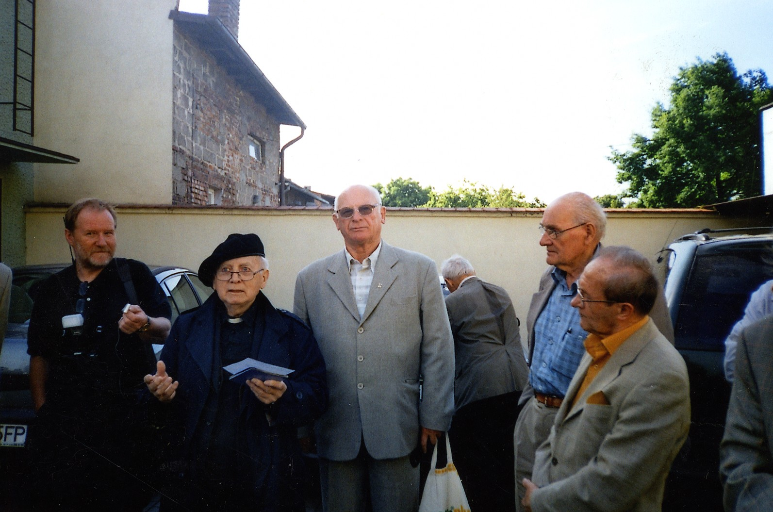 Jedna z wizyt Towarzystwa w Muzeum Regionalnym b-ci Chmielarskich w Krzepicach